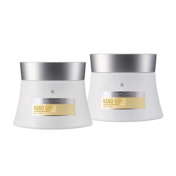 ZEITGARD комплект дневен и нощен крем за лице Nano Gold от Denim.BG