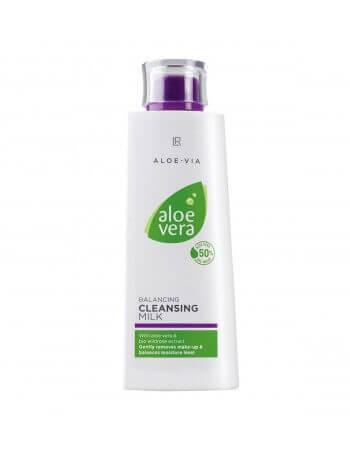 Aloe Vera балансиращо почистващо мляко за лице - 200ml от Denim.BG