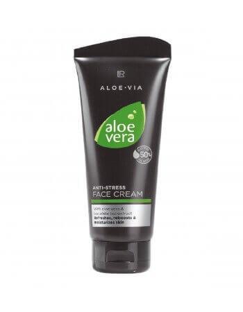 Aloe Vera анти стрес крем за мъже - 100ml от Denim.BG