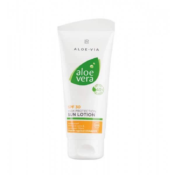 Aloe Vera слънцезащитен лосион SPF 30 - 100 ml от Denim.BG