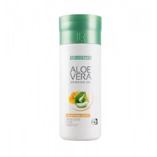 Aloe Vera гел за пиене с вскус на мед - 1000ml от Denim.BG