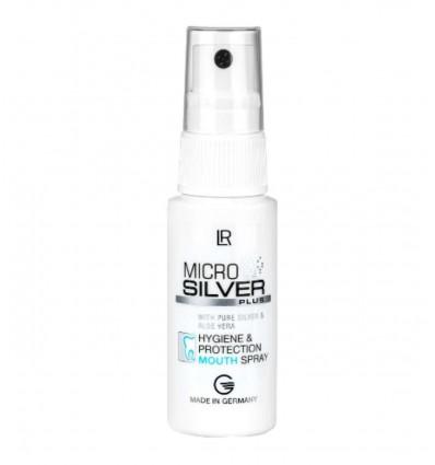 спрей за уста LR MICROSILVER PLUS Hygiene & Protection